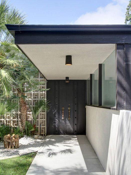 Private Gated Contemporary Home Pasadena Ca 91105