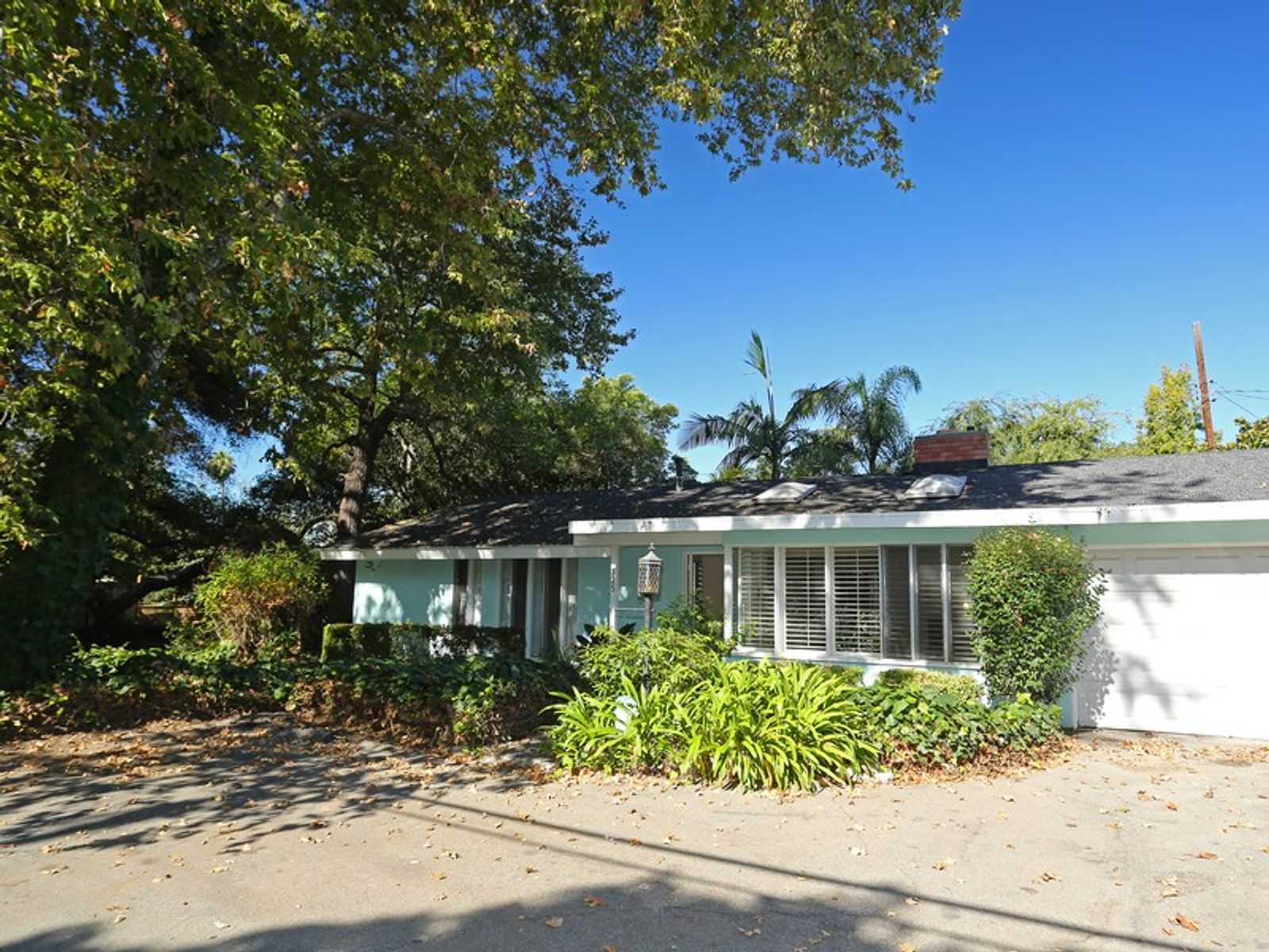 San Roque Gem, Santa Barbara CA Single Family Home - Santa Barbara Real Estate