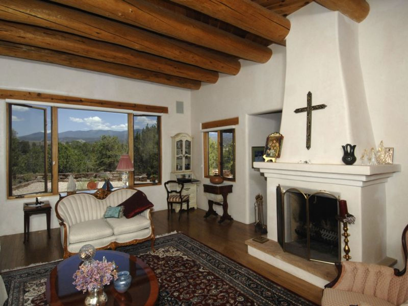 950  Old Taos Hwy, Santa Fe NM Single Family Home - Santa Fe Real Estate