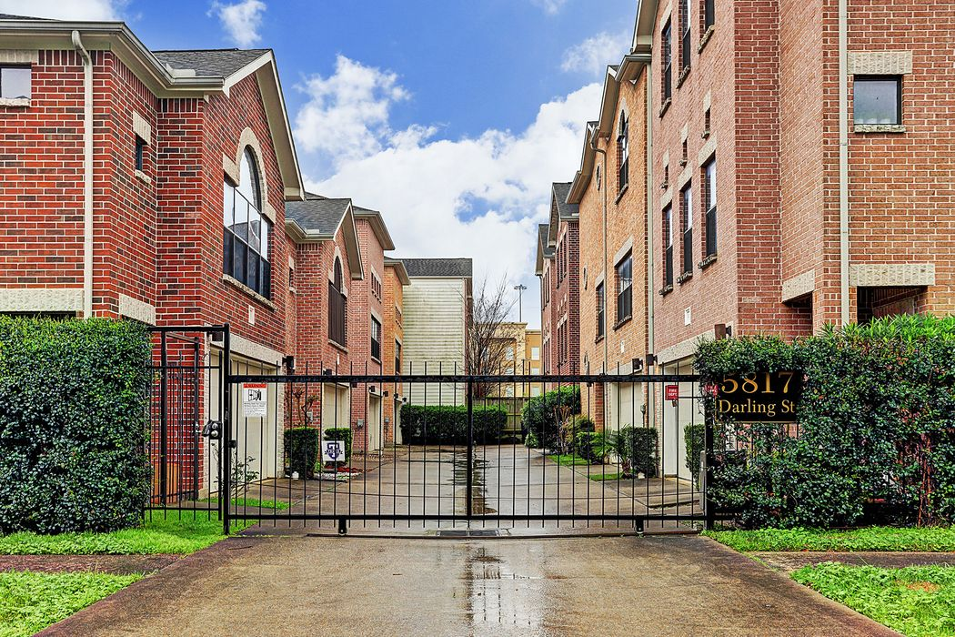 5817 Darling Street Unit#F Houston, TX 77007
