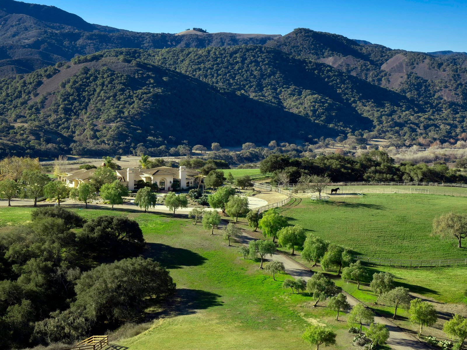 Happy Canyon, Santa Ynez CA Ranch / Farm - Santa Ynez Real Estate