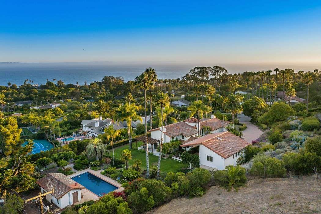 516 Braemar Ranch Lane Santa Barbara, CA 93109