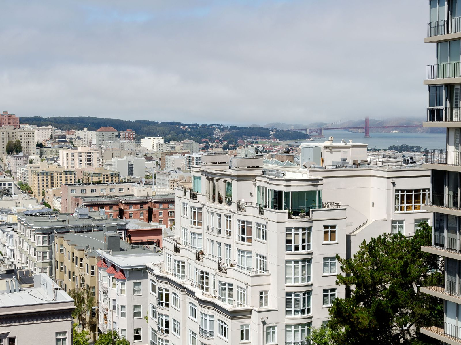 Views Atop Nob Hill