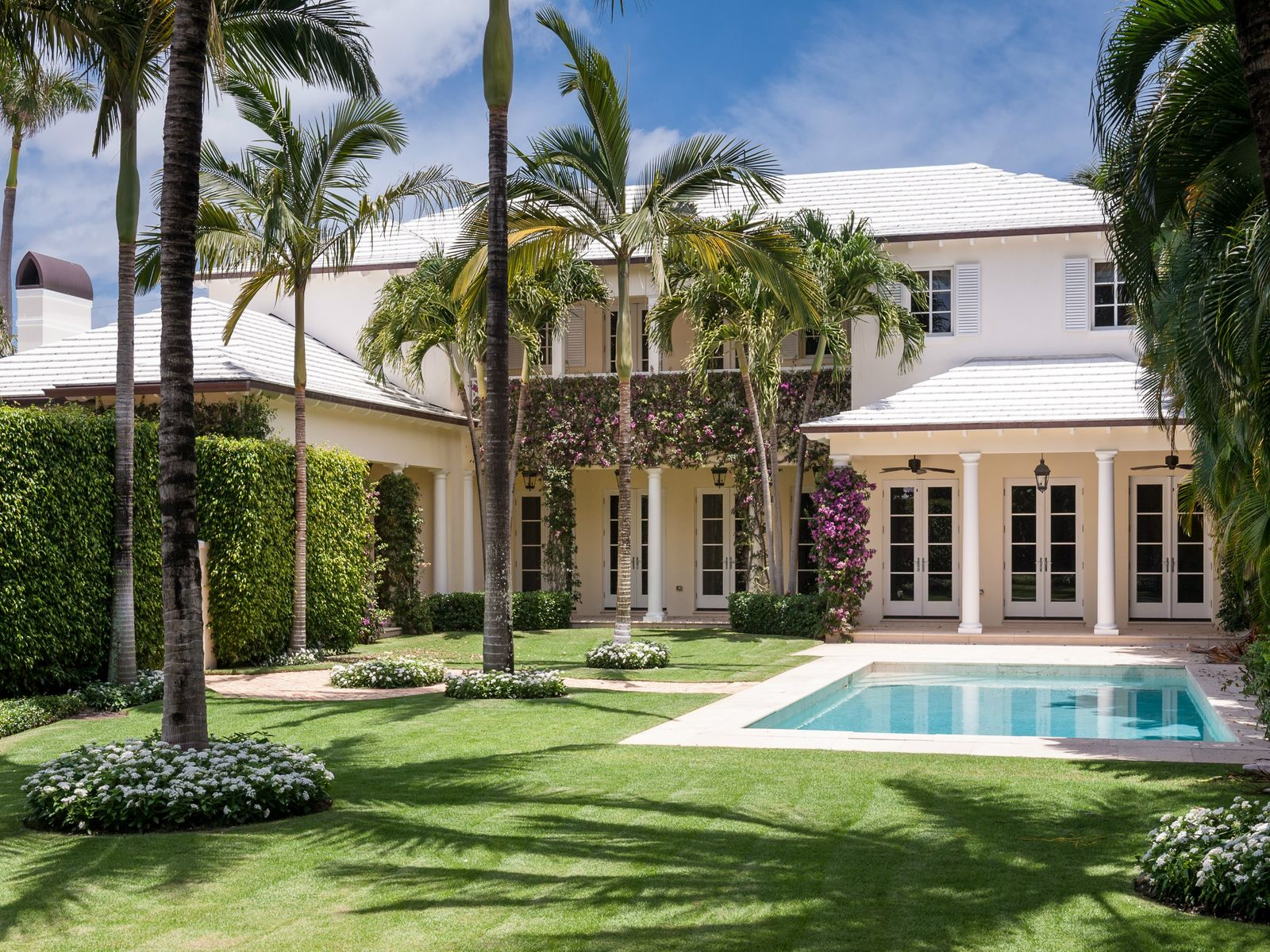 Palm Beach Perfection, Palm Beach FL Single Family Home - Palm Beach Real Estate