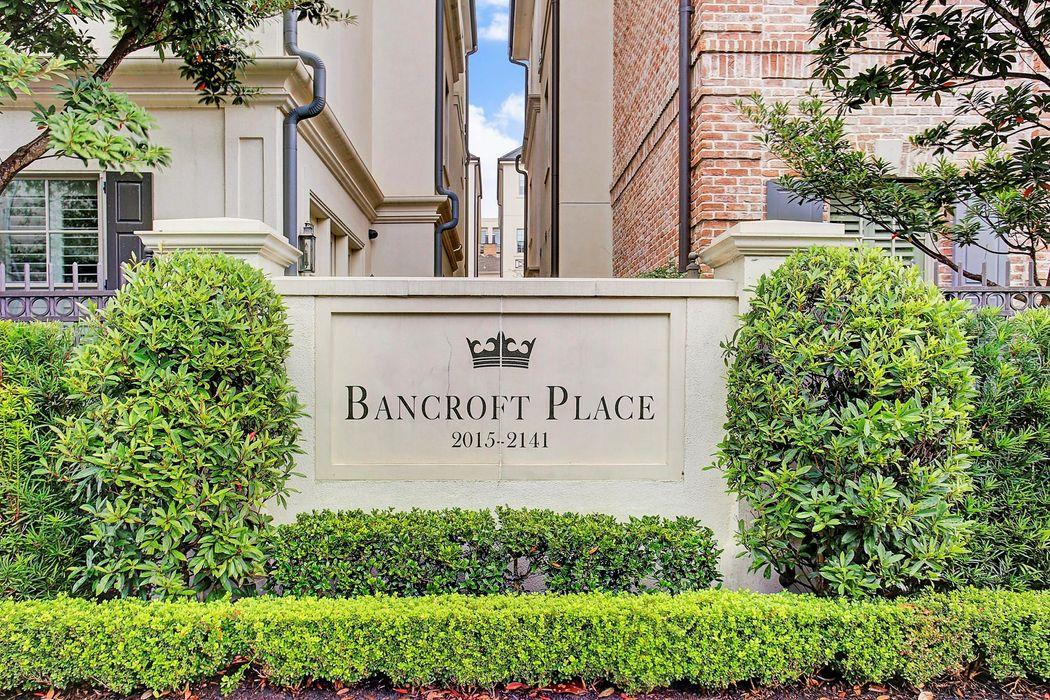 2121 Bancroft Houston, TX 77027
