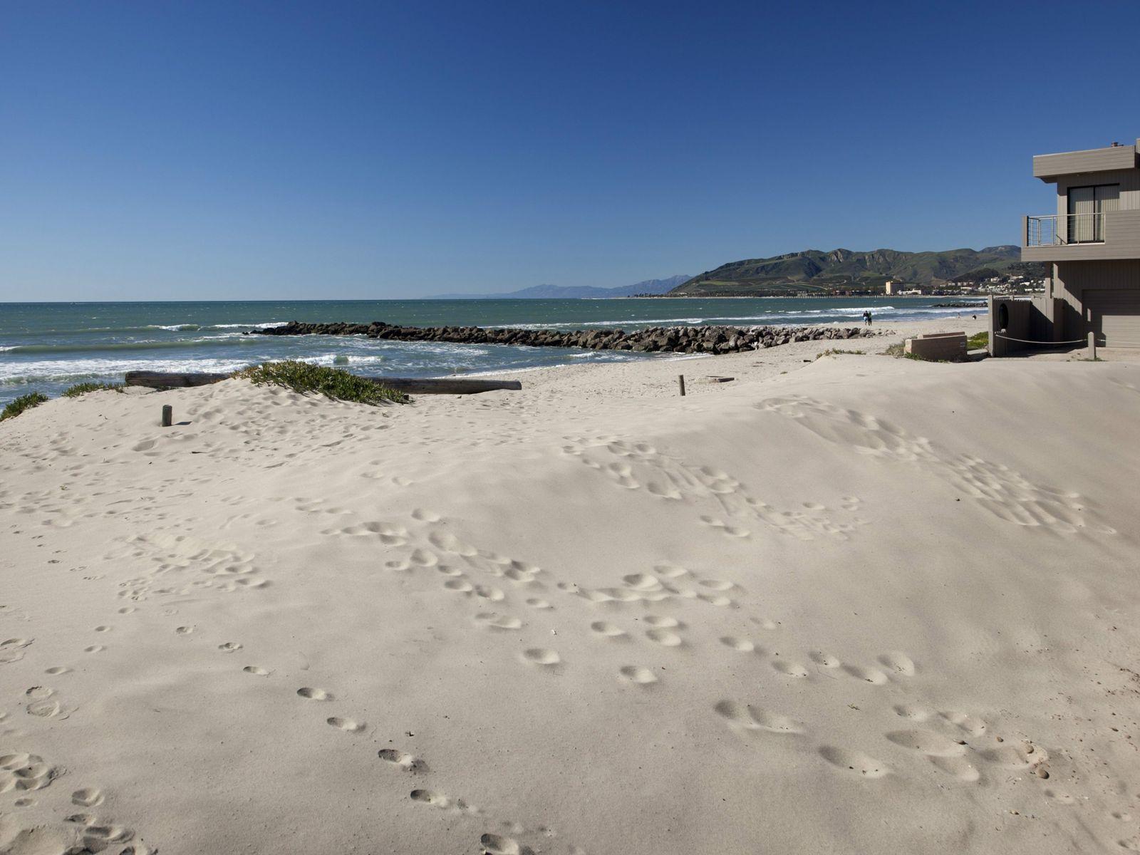 Ventura Oceanfront Lot