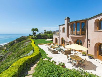 Spectacular Architectural, Malibu CA Single Family Home - Los Angeles Real Estate