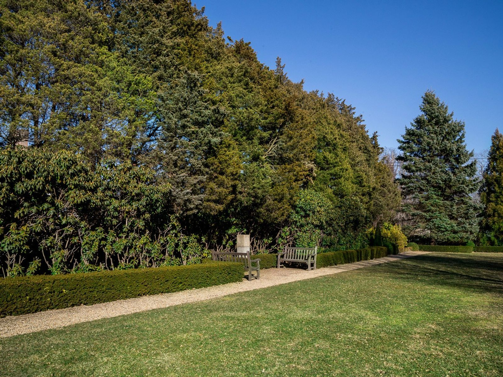 Exceptional Lot with French Gardens