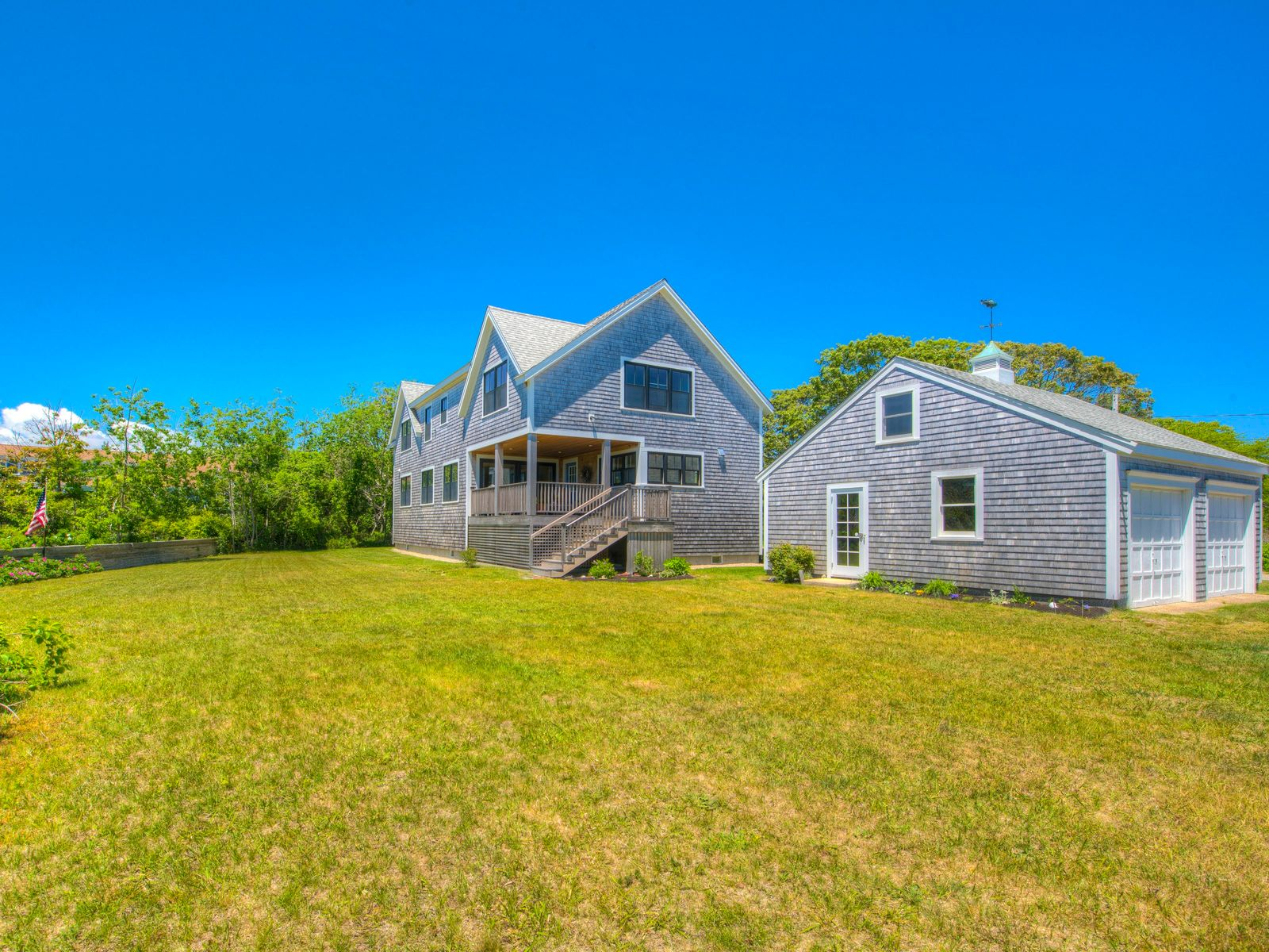 Privacy, Views, Waterfront, Centerville MA Single Family Home - Cape Cod Real Estate