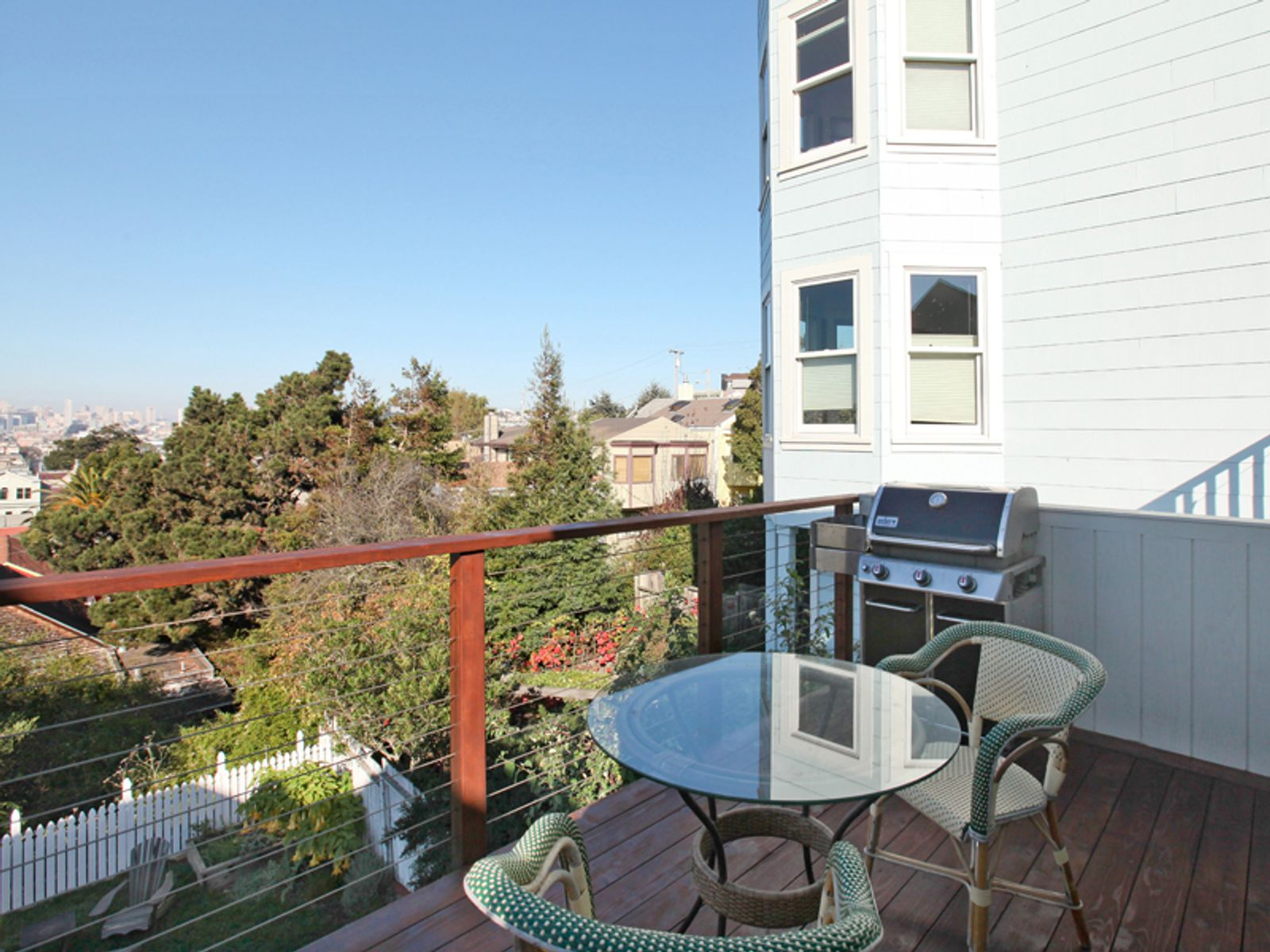 Spectacular Bernal Heights View Home
