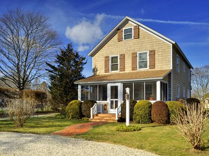 Authentic Amagansett Farmhouse, Amagansett NY Single Family Home - Hamptons Real Estate