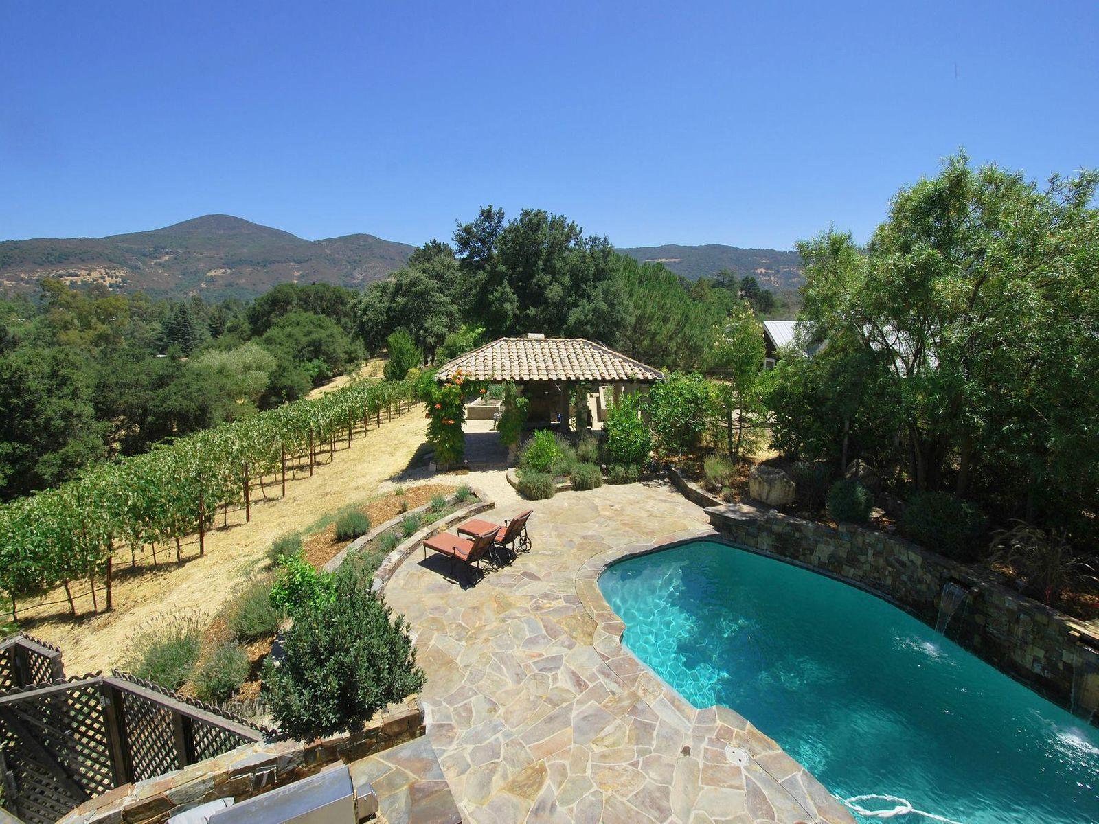 Tuscan Style Villa