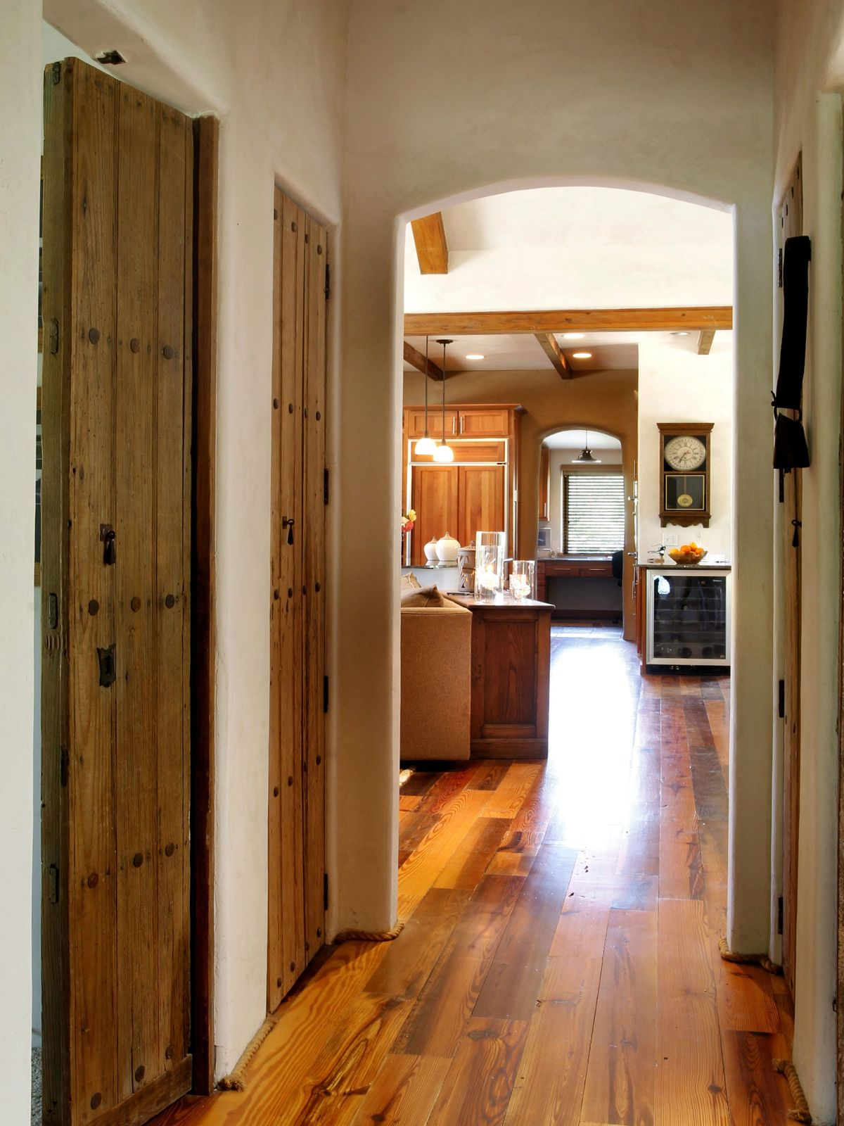 Elegant Straw Bale Home