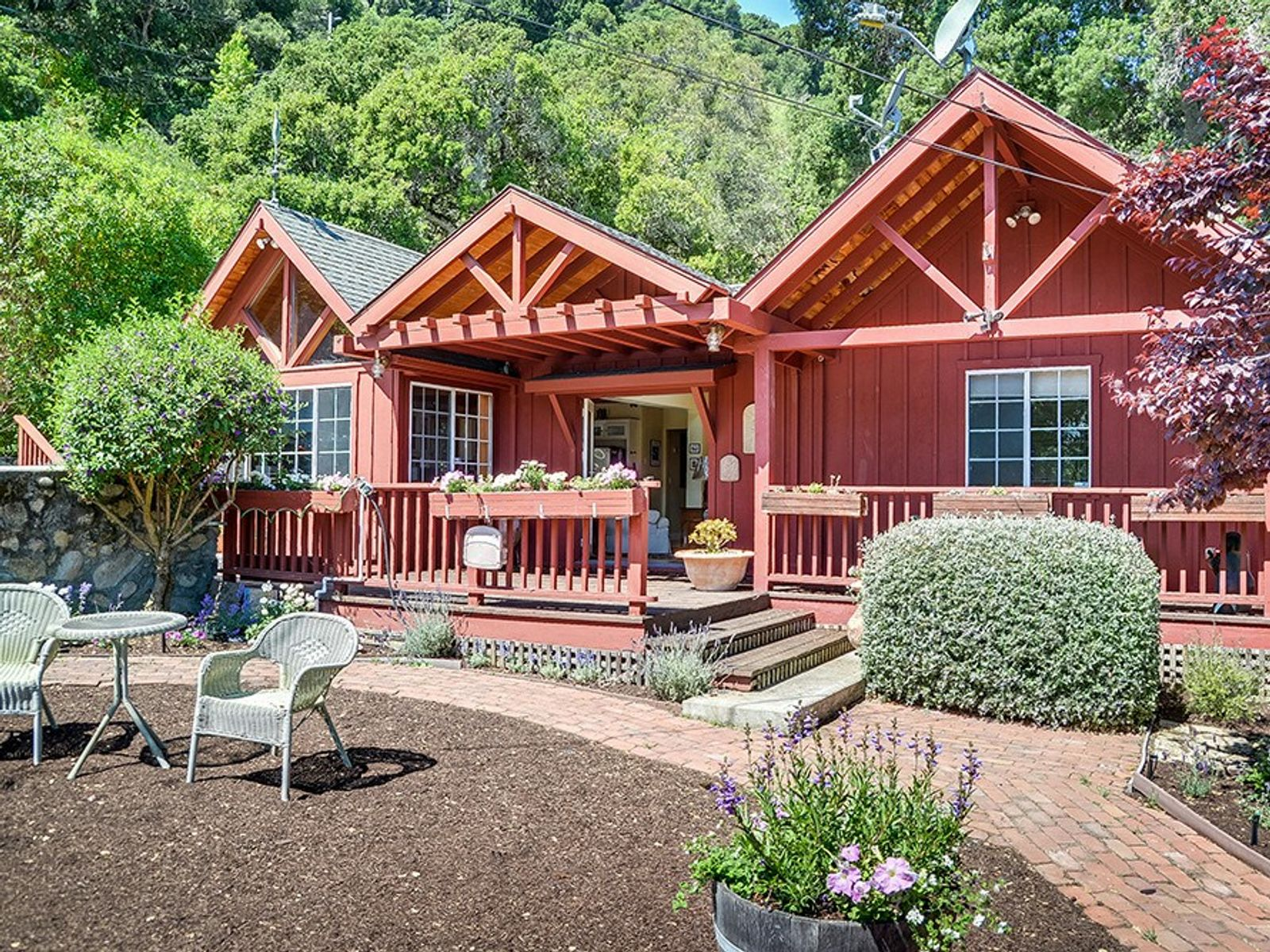 Craftsman's Captivating Hideaway, Carmel Valley CA Multiple Residences - Monterey Real Estate