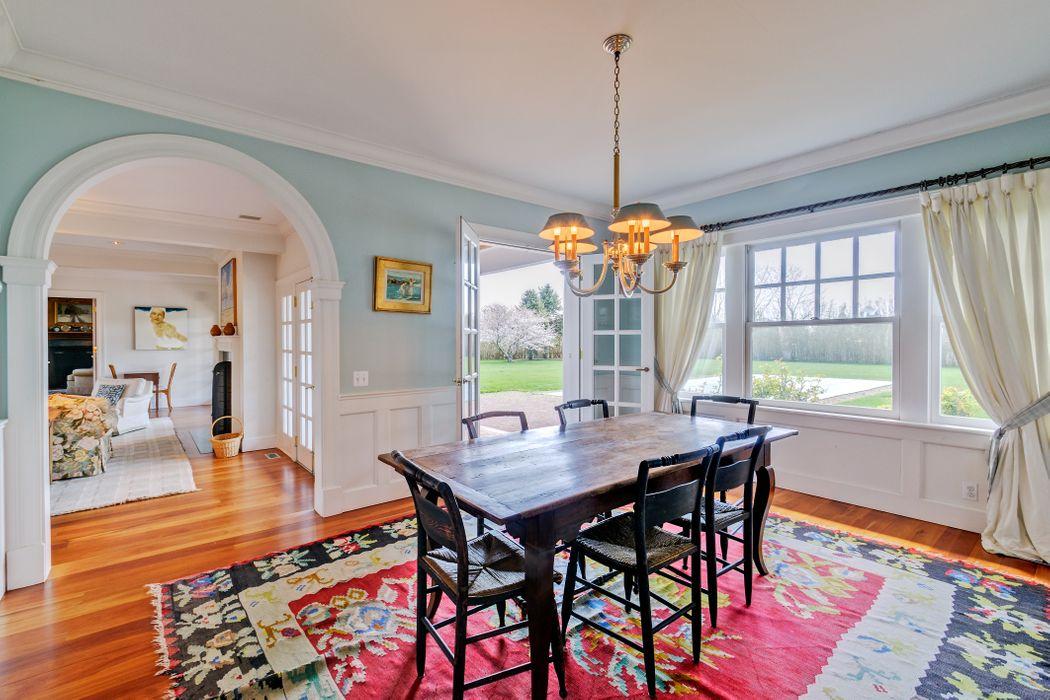 Very Private Ocean Road Estate Bridgehampton, NY 11932