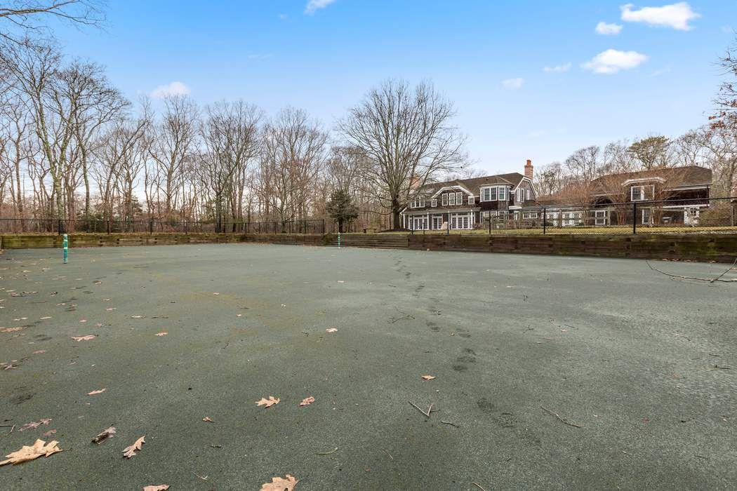 Georgica Estate with Sunken Tennis East Hampton, NY 11937