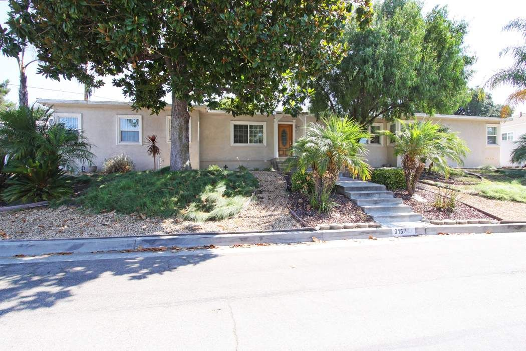 Desirable La Crescenta Single Level Home