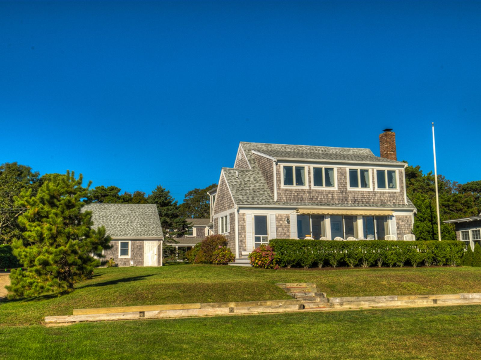 Magical Menauhant, East Falmouth MA Single Family Home - Cape Cod Real Estate
