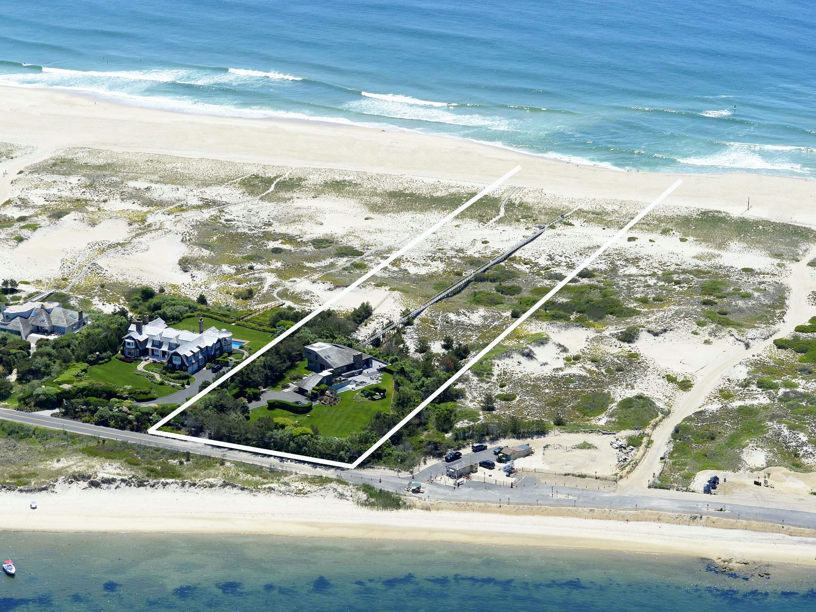 Panoramic Oceanfront - Meadow Lane