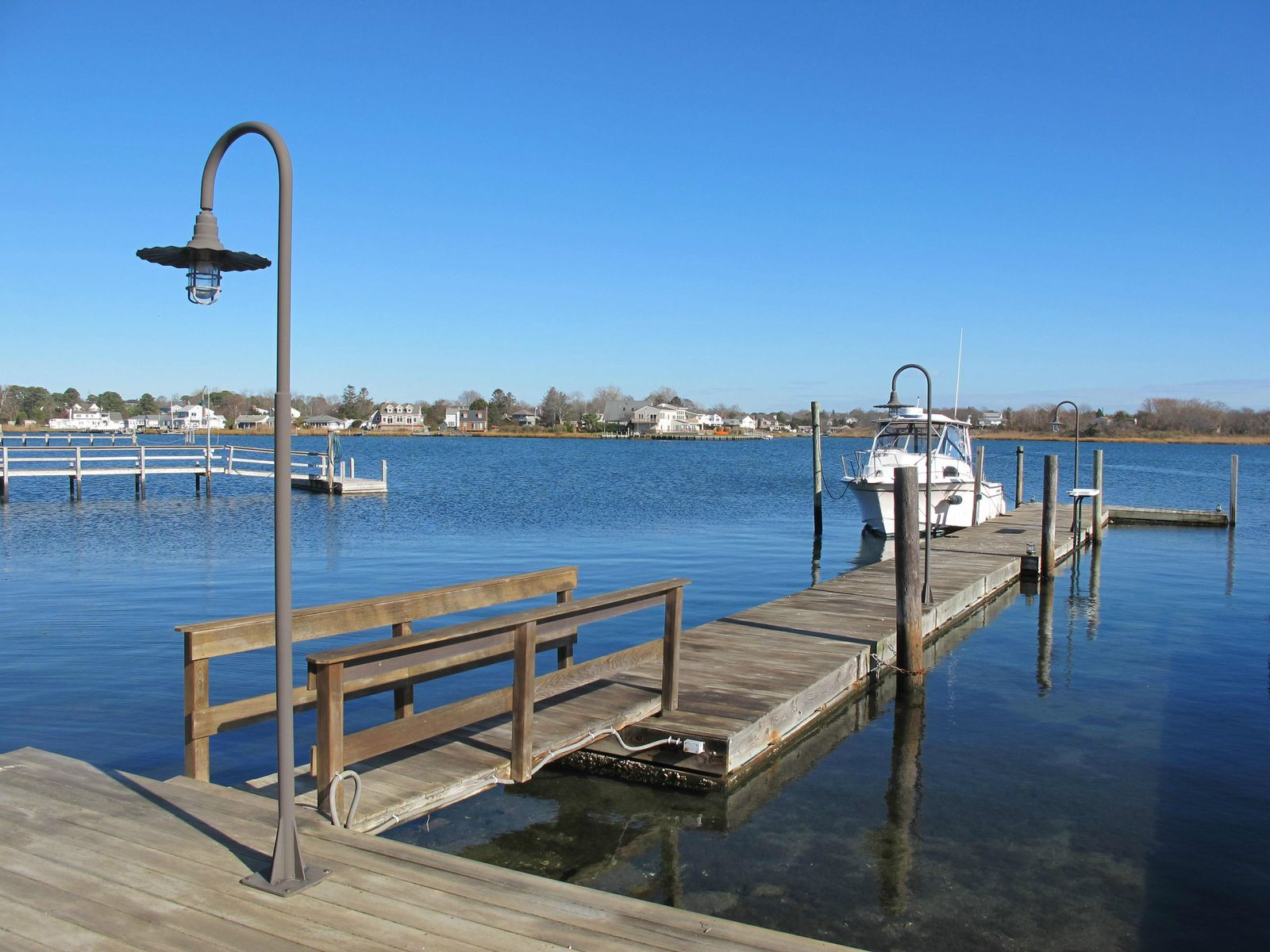 Charming Waterfront Property , Southampton NY Single Family Home - Hamptons Real Estate