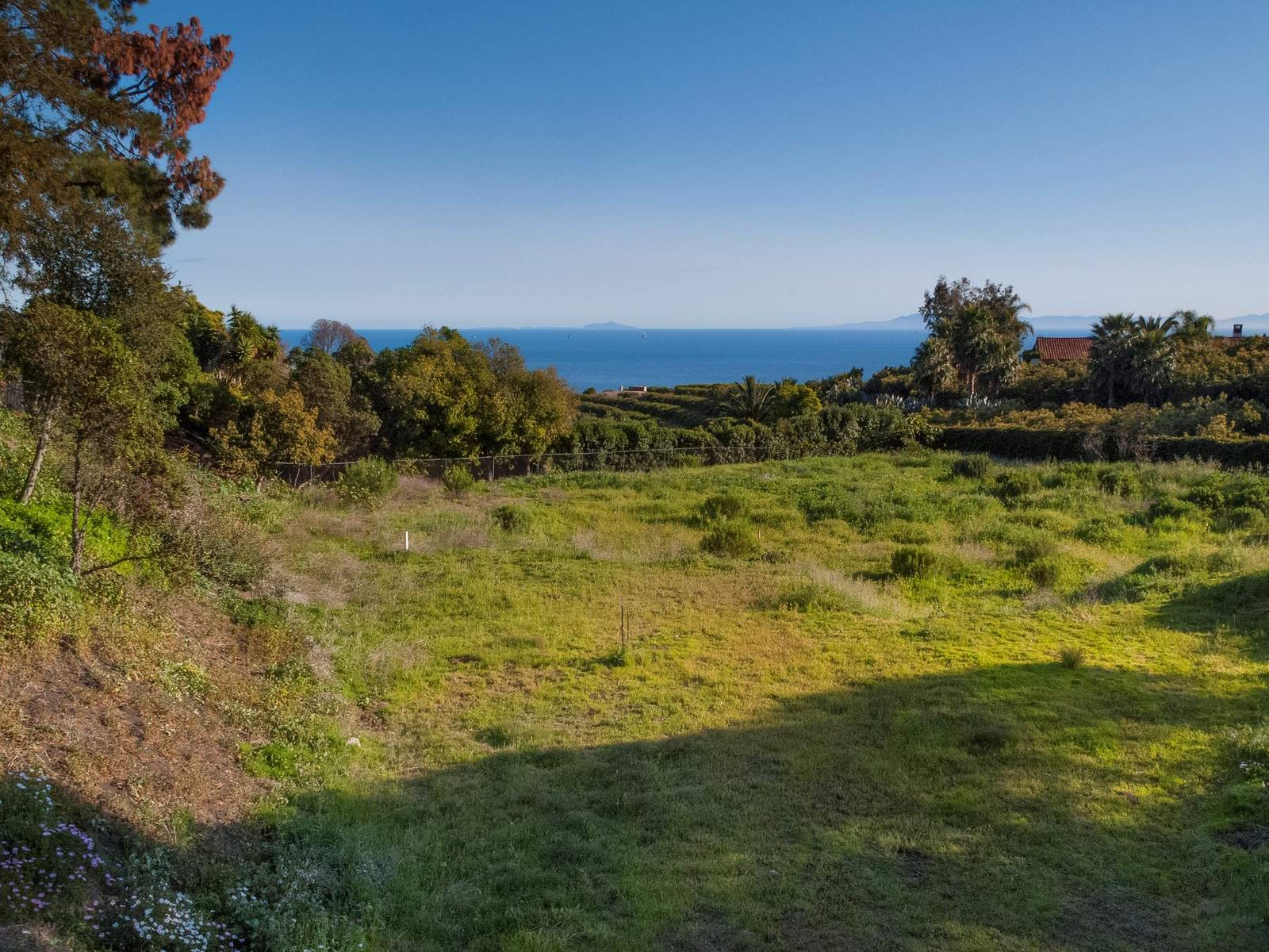 Spectacular View Lot, Santa Barbara CA Acreage / Lots - Santa Barbara Real Estate