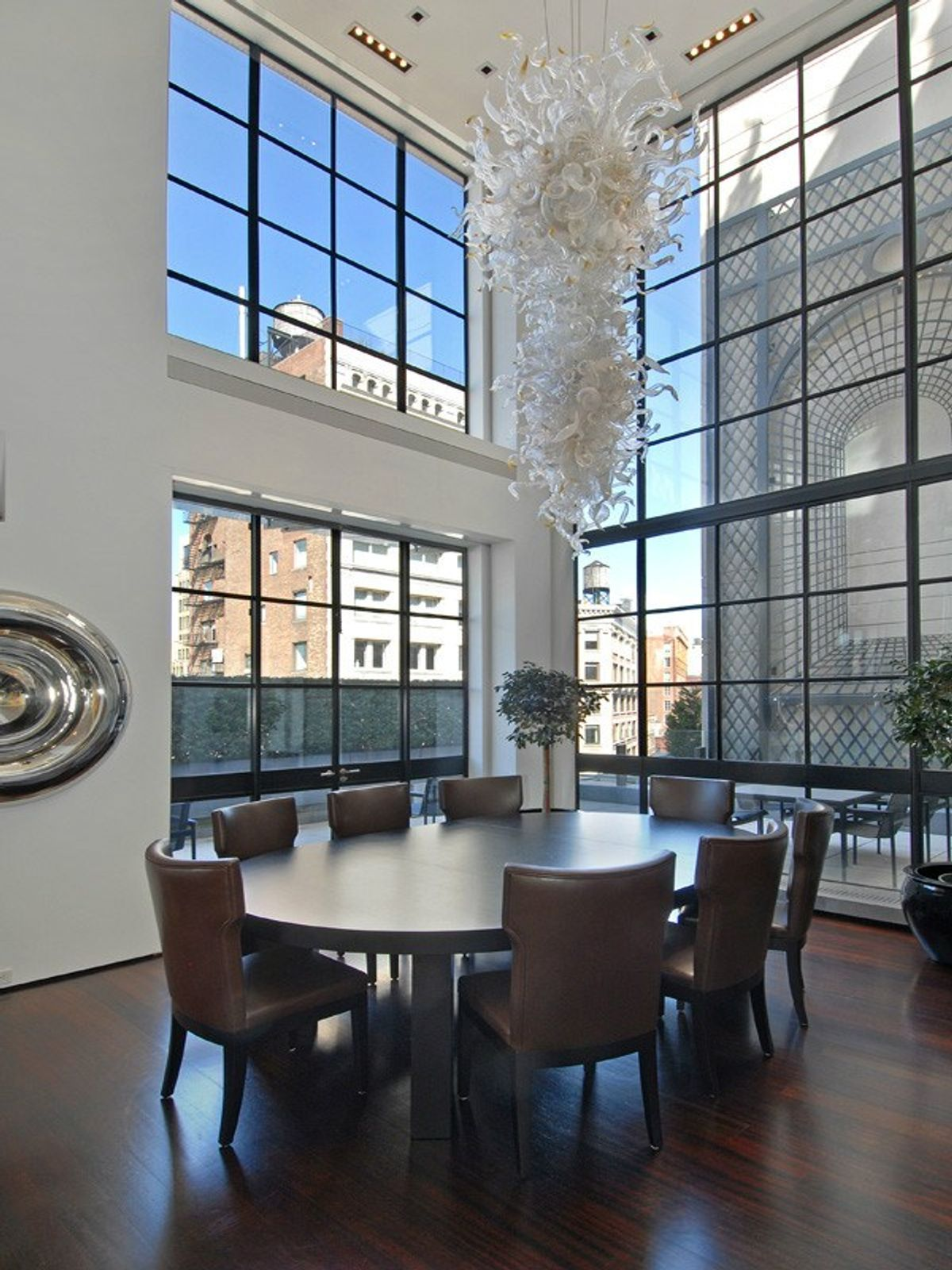 "TriBeCa Penthouse ""Townhouse"", New York NY Condominium - New York City Real Estate"