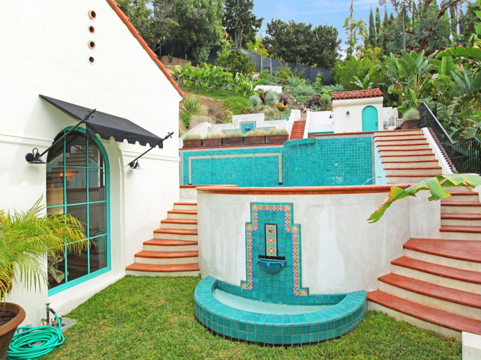Romantic 1928 Spanish Colonial