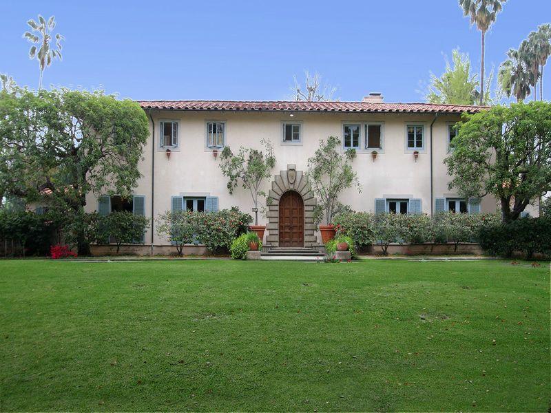 Italian Renaissance Revival Estate