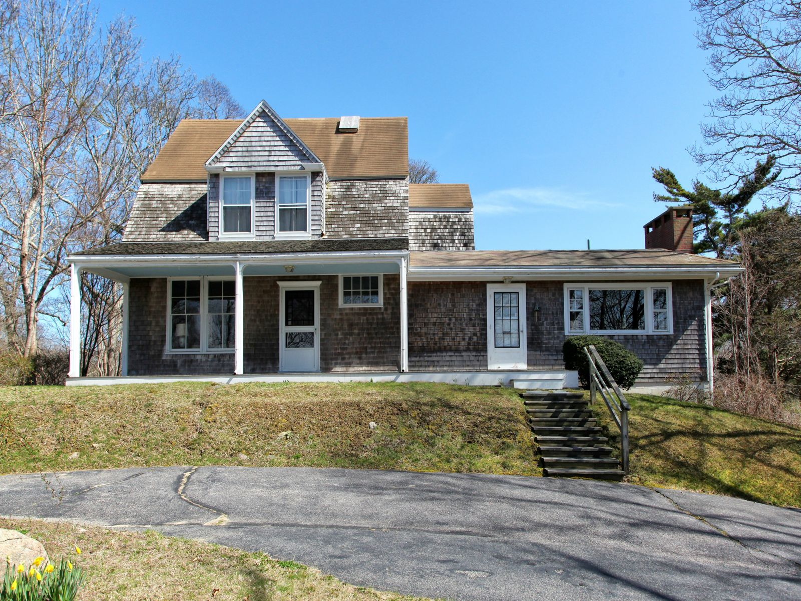 Unique Property with Buzzards Bay Views