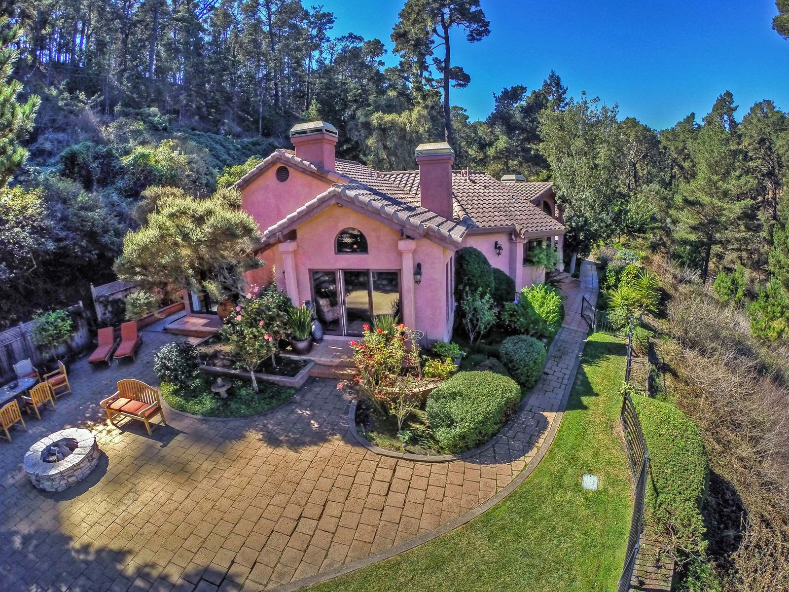 Luxury, Privacy, Views in Carmel, Carmel CA Single Family Home - Monterey Real Estate