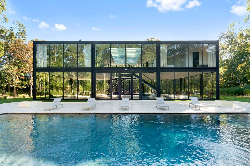 Glass Amp Steel Modern East Hampton Ny 11937 Sotheby S