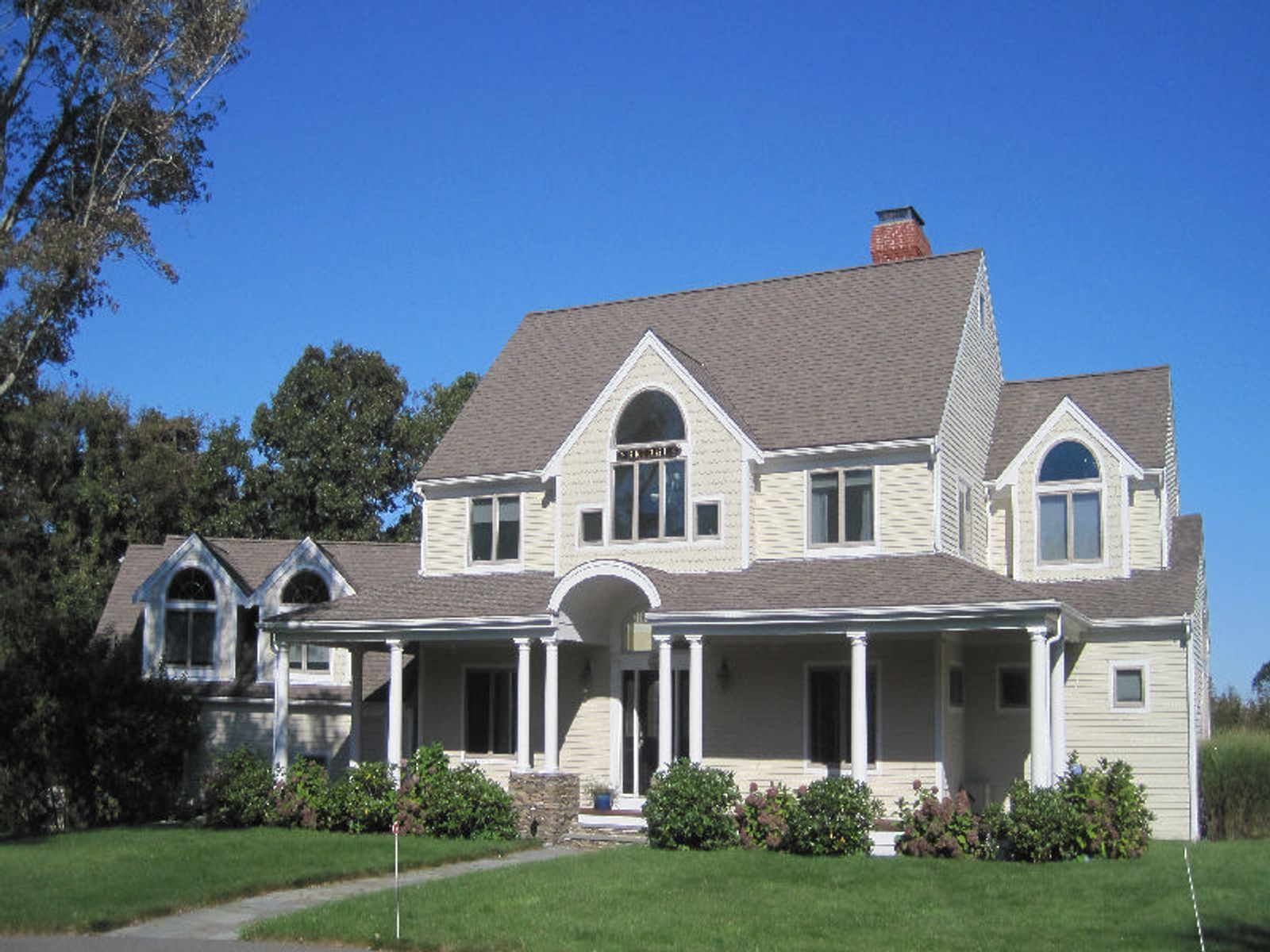 Estate Like Setting in Sandwich Village, Sandwich MA Single Family Home - Cape Cod Real Estate