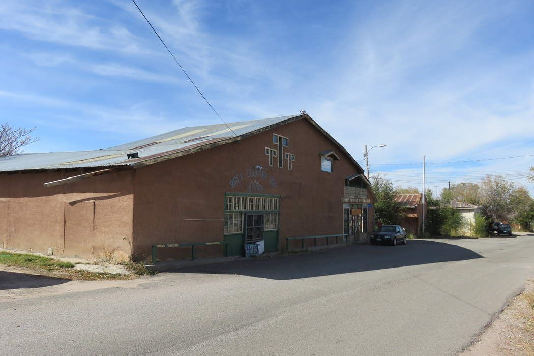 23 County Road 75 Truchas, NM 87578