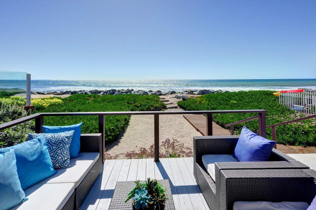Malibu's Sought-After Broad Beach Road