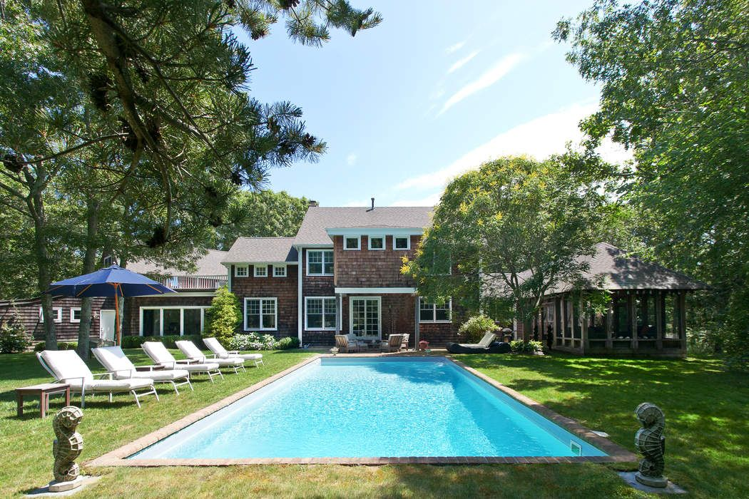 East Hampton Village Fringe Traditional