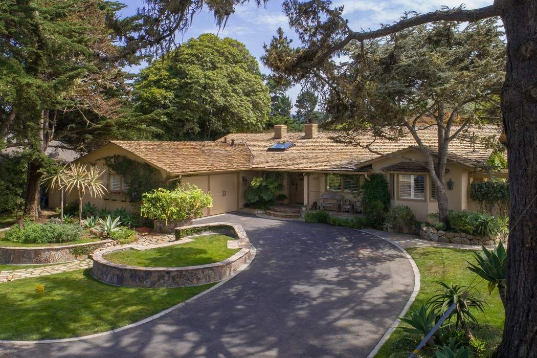 Outstanding location in Pebble Beach.