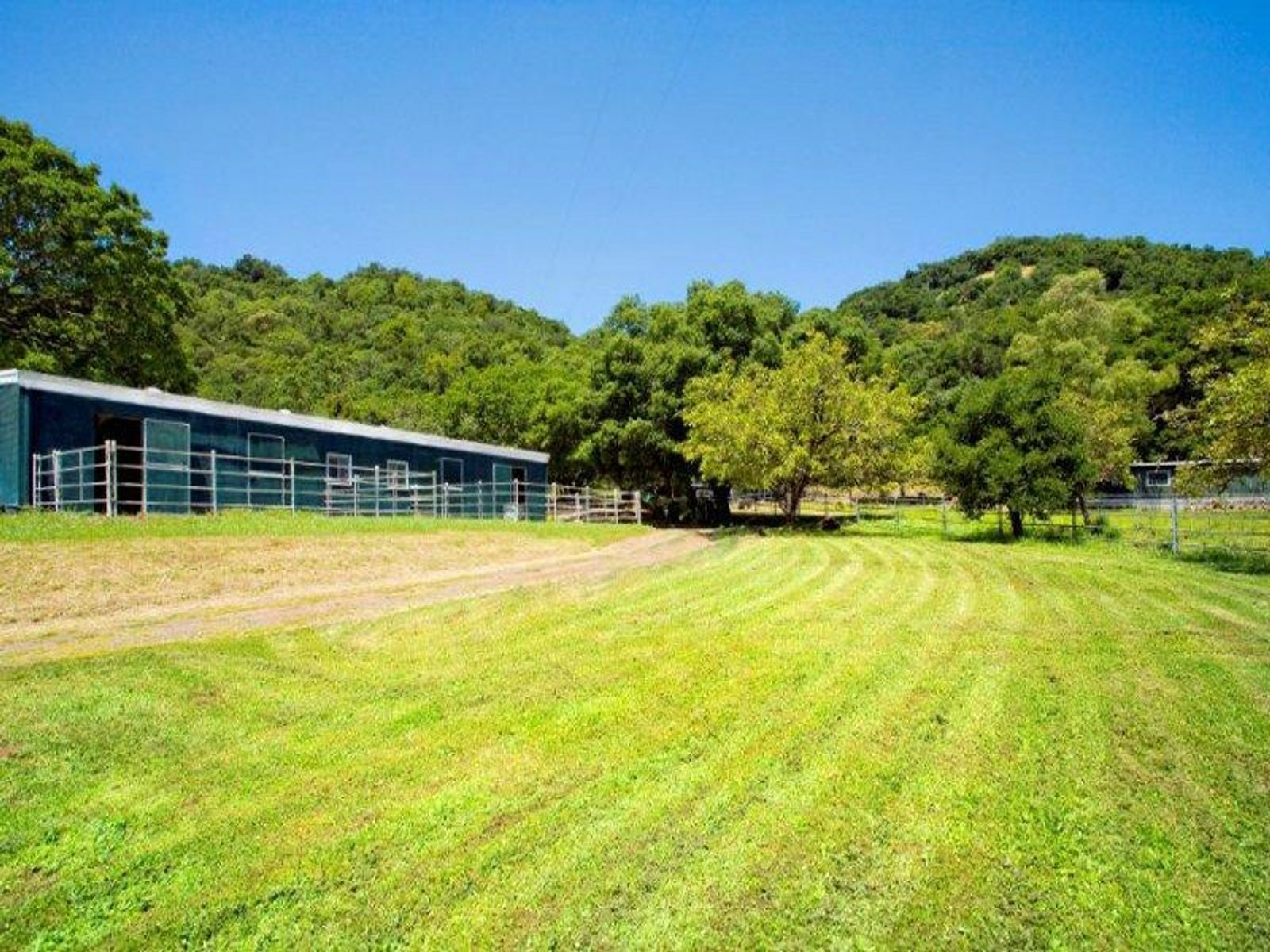 Classic Sonoma Valley Ranch