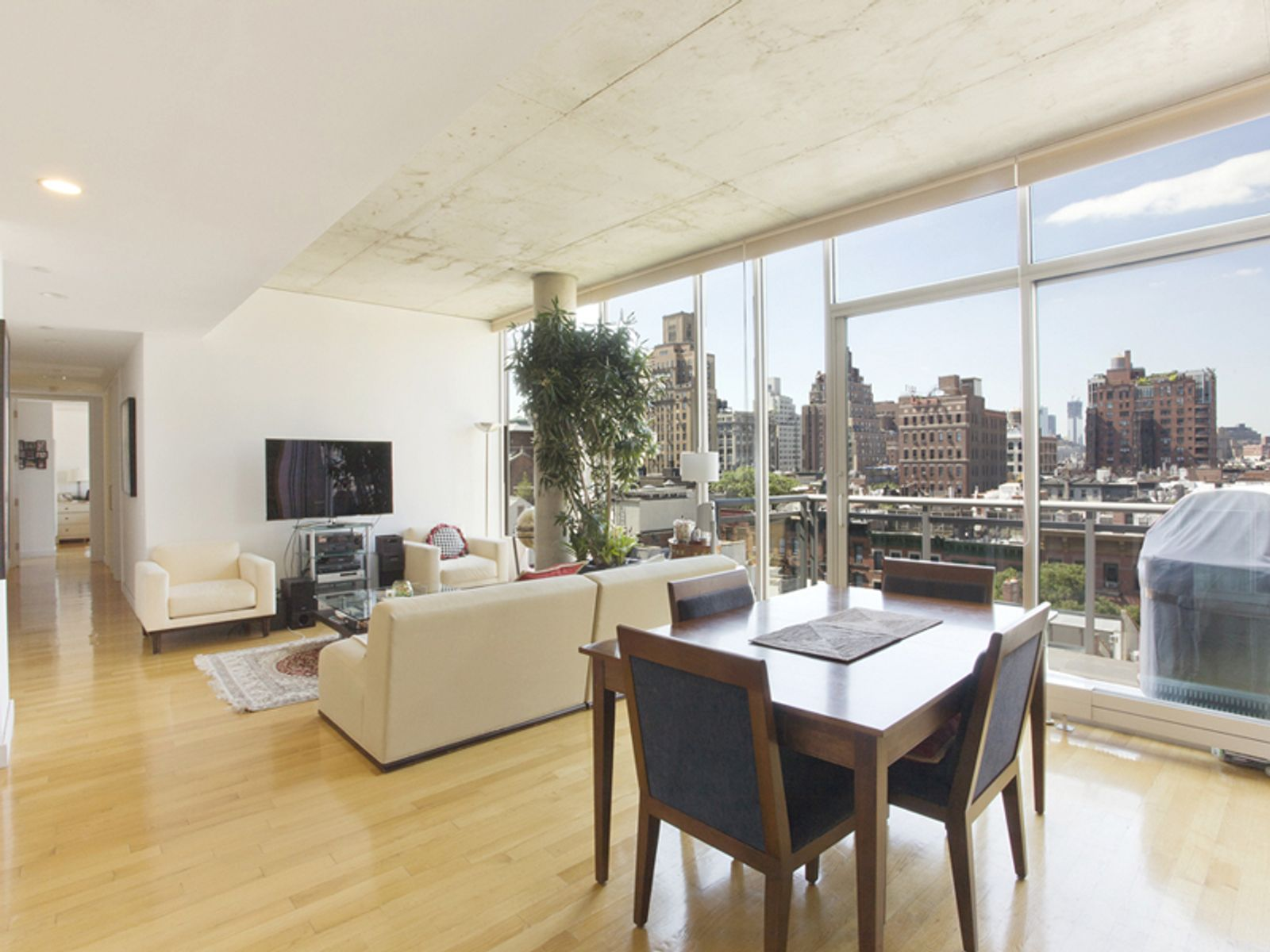 Condo Loft, 246 West 17th Street, 7C, New York NY Condominium - New York City Real Estate