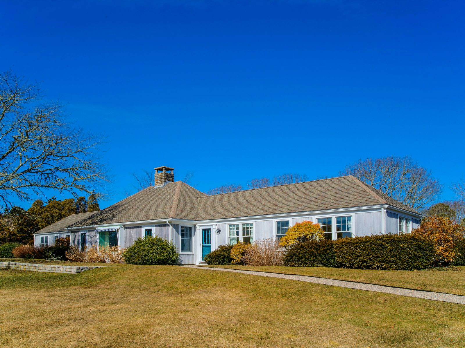 Private Estate Overlooks Nantucket Sound