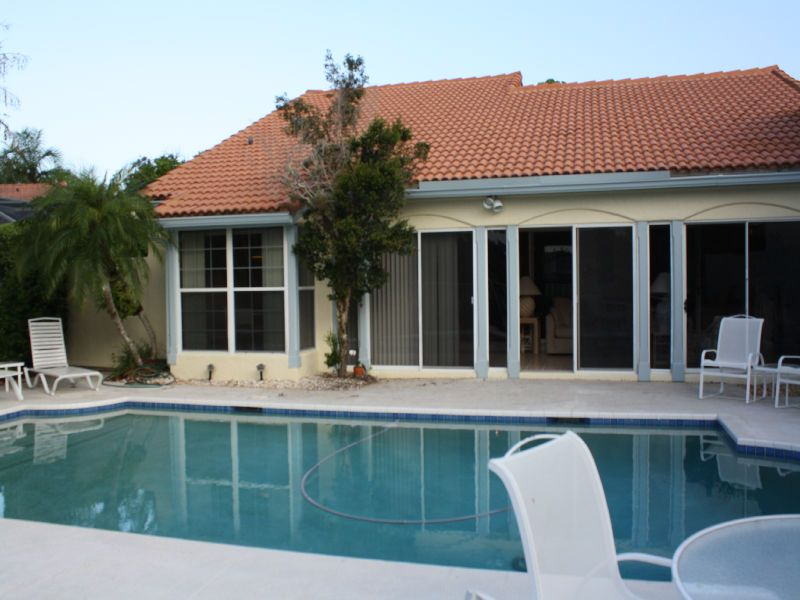 Lake front Palm Beach Polo Club Casita