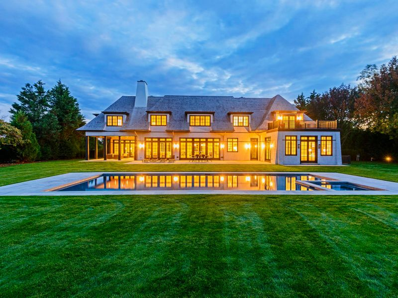 Exceptional New Estate, Horse Farm Views