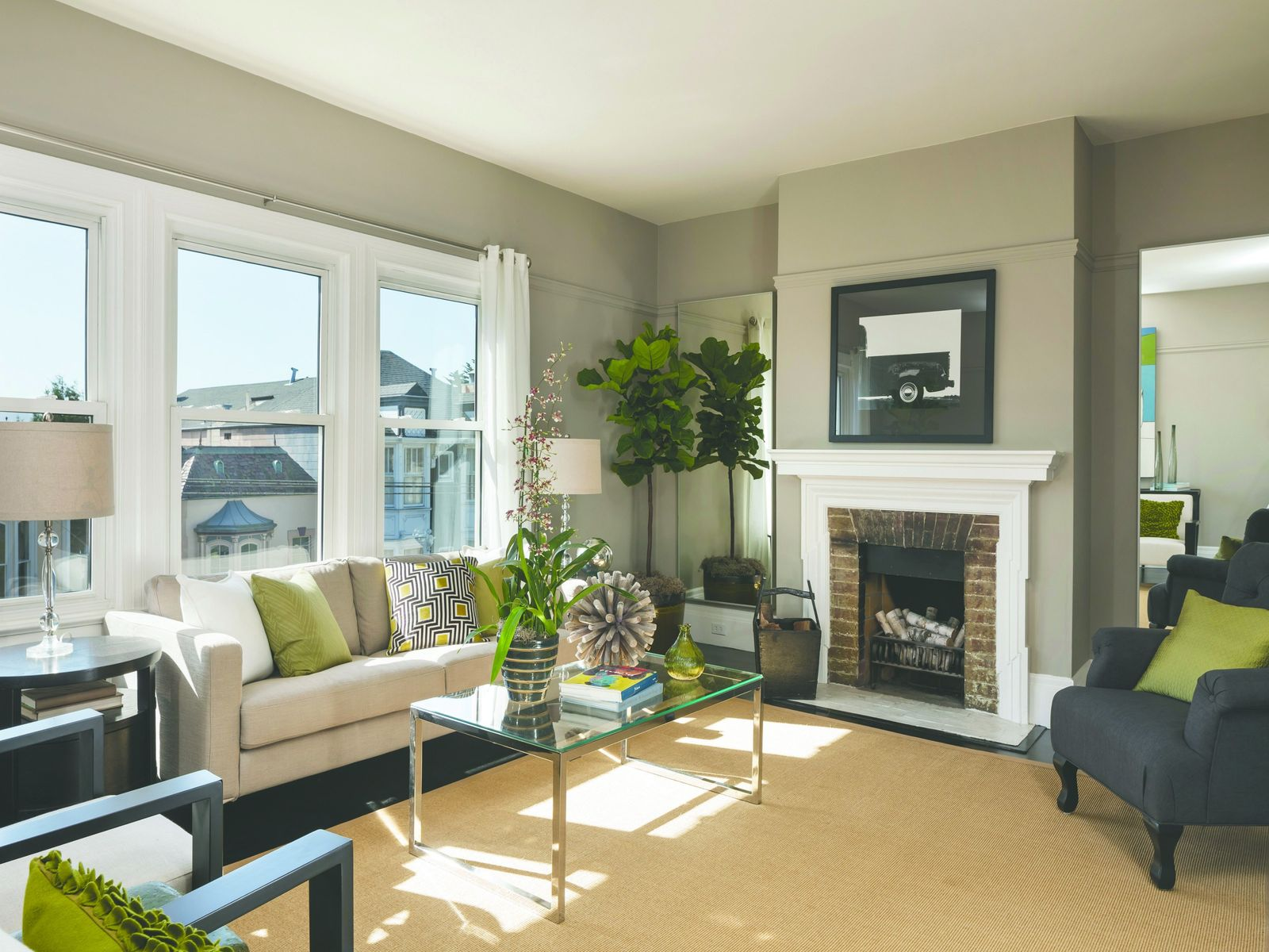 Gracious Pacific Heights Penthouse Condo, San Francisco CA Condominium - San Francisco Real Estate