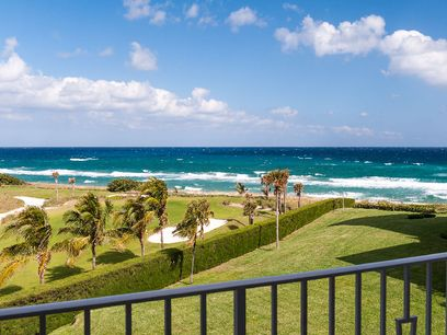 Expansive Ocean Views, Palm Beach FL Condominium - Palm Beach Real Estate