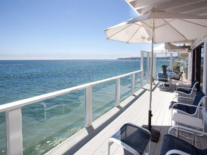 Charming Cape Cod Inspired Beach Home , Malibu CA Single Family Home - Los Angeles Real Estate