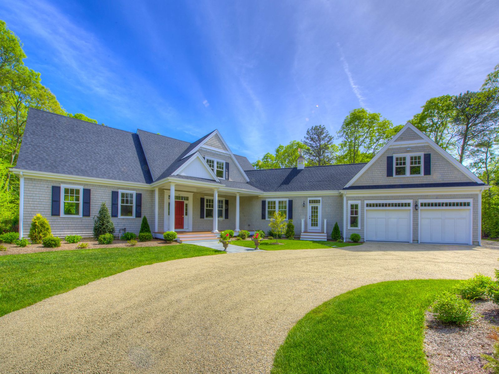 New in the Heart of Wianno, Osterville MA Single Family Home - Cape Cod Real Estate
