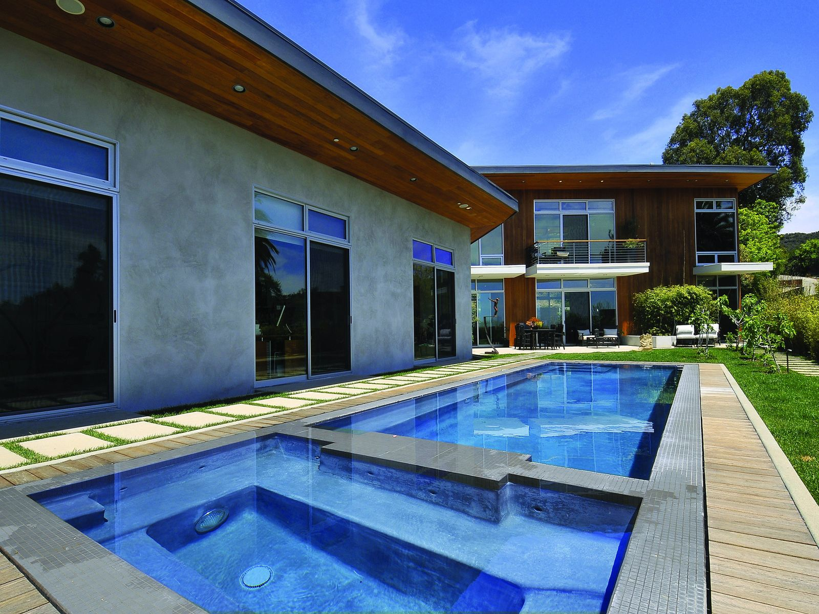 An Architechtural Statement, Pacific Palisades CA Single Family Home - Los Angeles Real Estate