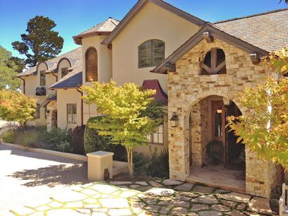 Enchanting Country French Estate, Monterey CA Single Family Home - Monterey Real Estate