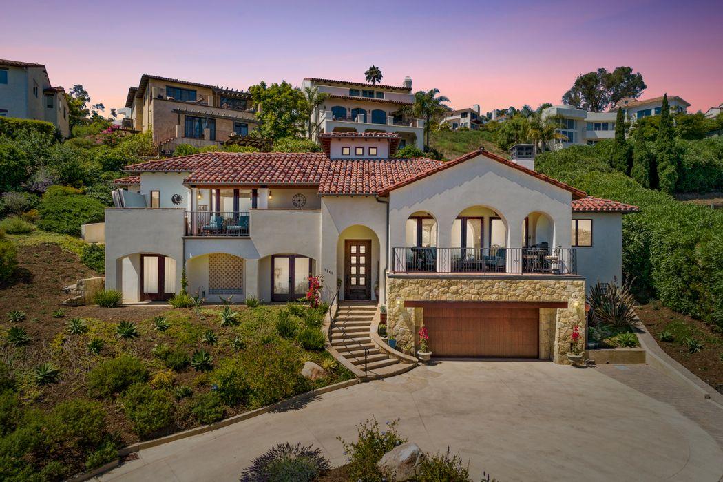 1568 La Vista Del Oceano Santa Barbara, CA 93109