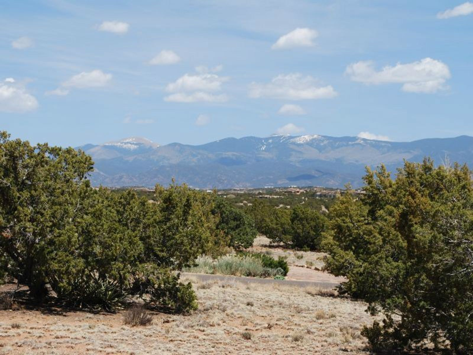 140  Avenida Frijoles, Santa Fe NM Acreage / Lots - Santa Fe Real Estate