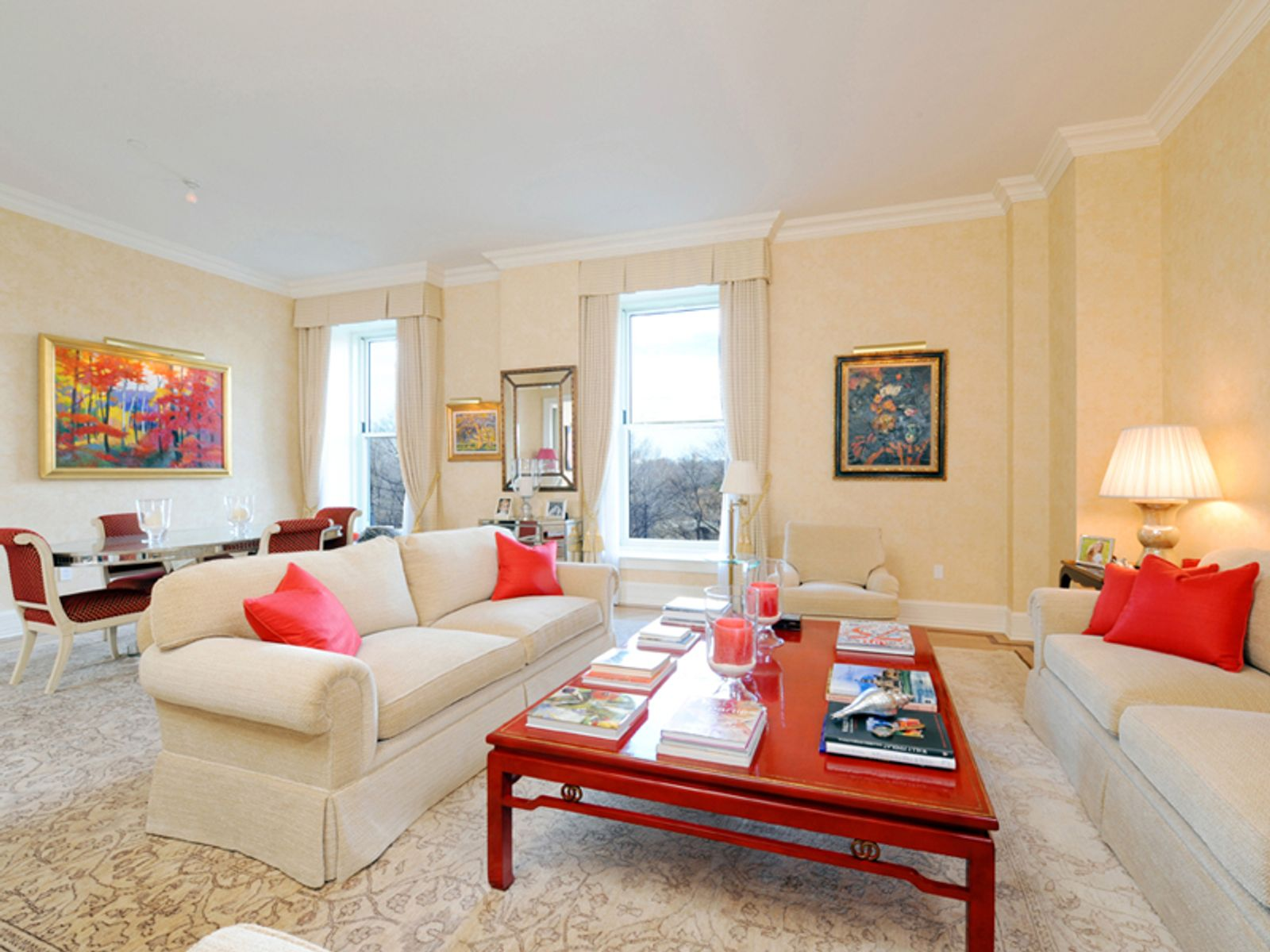The Plaza-Unbeatable 2 Bedrm, Park View, New York NY Condominium - New York City Real Estate